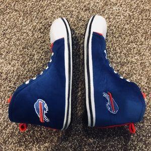 Other - Buffalo Bills Plush Slippers